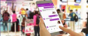 Automate ETA intimation via mobile app