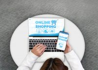 Creating seamless customer experience for a etailer